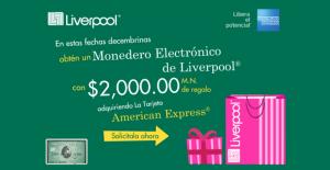 monedero electrónico en Liverpool