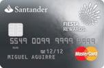 tarjeta fiesta rewards platino santander