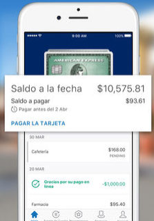 Donde Pagar American Express - App
