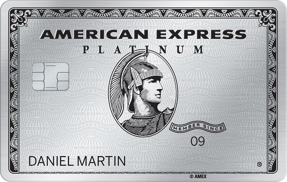 The Platinum Card