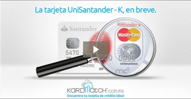 UniSantander-K-video-review