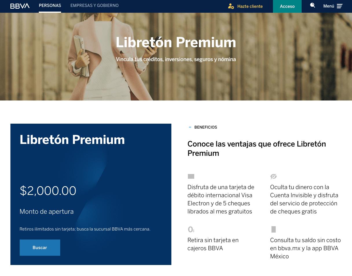 tarjeta-de-debito-libreton-premium-bbva-bancomer