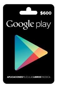 tarjeta-de-regalo-google play