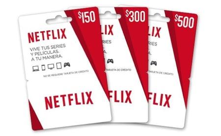 Tarjeta De Regalo Netflix Precios Duración Canje Y Más En 2021